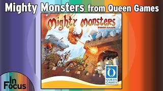 Mighty Monsters - In Focus