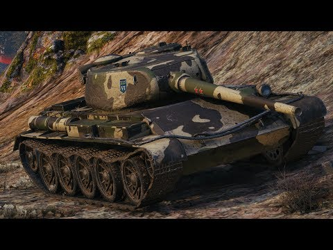 World of Tanks T-54 first prototype - 8 Kills 7,5K Damage thumbnail