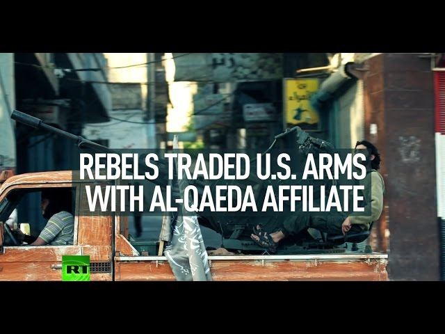 Fuel to the fire: Obama grants waiver for arms supply to US-backed fighters in Syria