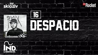 16. Despacio - Nicky Jam ft  Arcángel (Álbum Fénix)