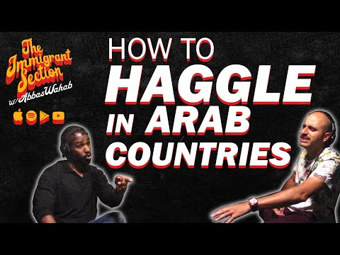How to Haggle in Arab Countries