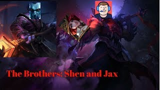 League of Legends: How to Play Shen Like a god!