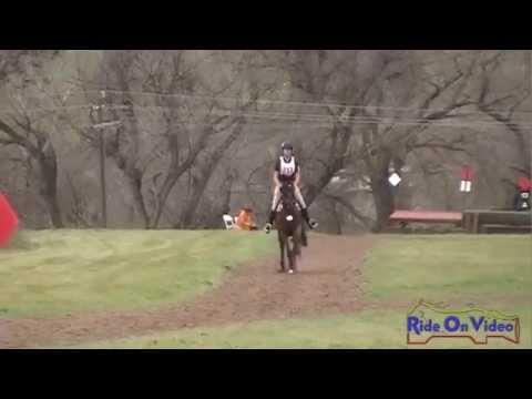 217XC Natasha Jensen Jr. Novice Rider Cross Countr...