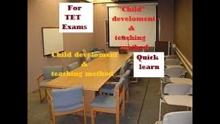 Quick check(child development & pedagogy)/Most important questions and answers