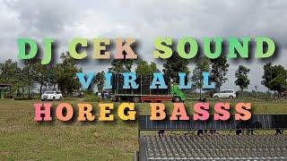 Dj Cek Sound Bikin Jantungan Full Basss Terbaru 2020/Yang Lagi Virall
