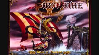 IRON FIRE - Blade of Triumph (2007) [Complete Album]