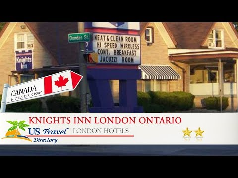 Knights Inn London Ontario - London Hotels, Canada