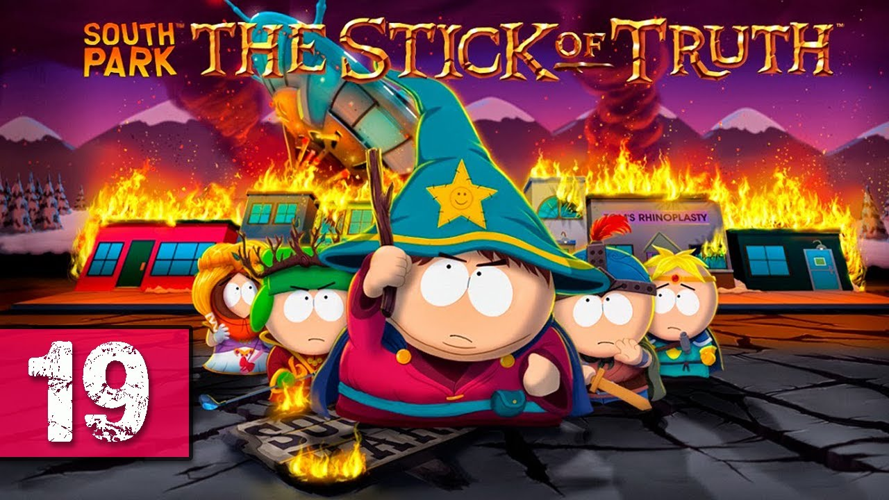 south park stick of truth walkthrough part 19 scarred for life