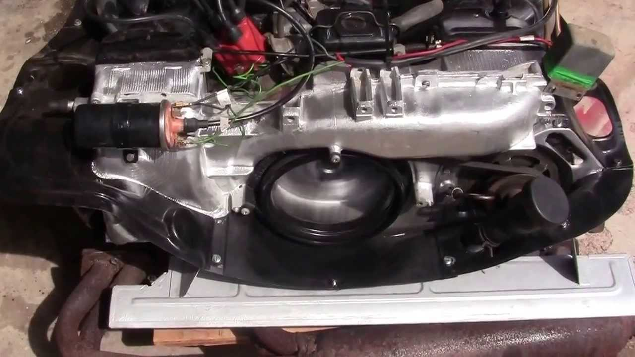[FPER_4992]  Rebuilt VW Type 4 1700cc Engine For Sale - YouTube | 2000cc Vw Engine Diagram |  | YouTube
