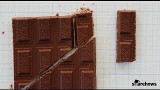 초콜릿 무한정 먹기 검증