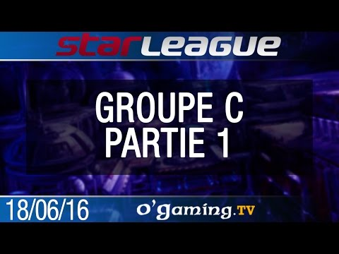 Groupe C Part 1 - 2016 SSL S2 Challenge - Group Stage