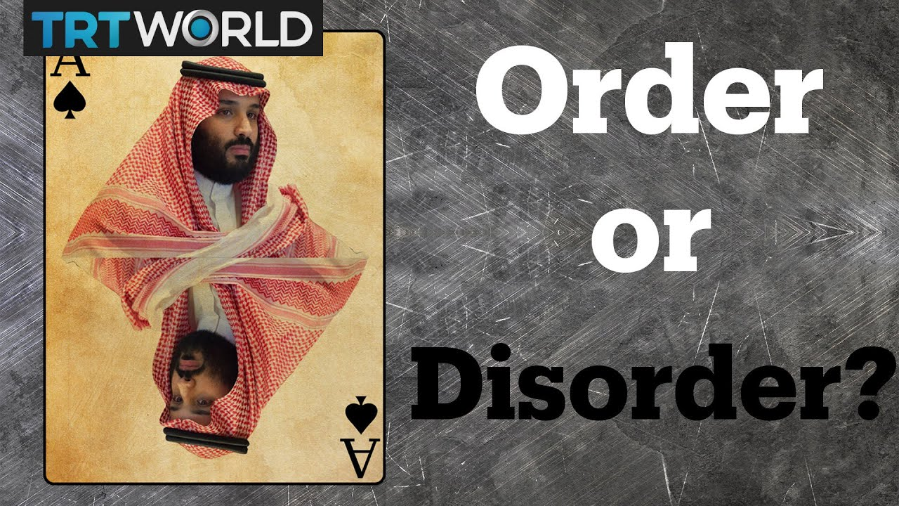 Download Mohammed bin Salman: Bringing order or disorder?