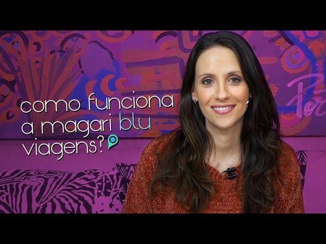 Como funciona a agência Magari Blu Viagens?