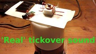 Tiny pulse motor -