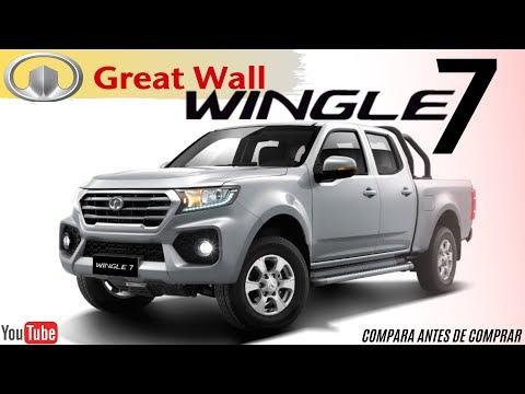 NUEVA GREAT WALL WINGLE 7 2020 VERSIONES Y PRECIOS¡¡