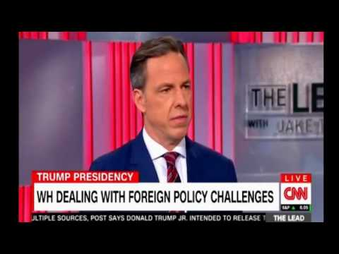 Jeff Flake interview with Jake Tapper My Party is in denial about Donald Trump