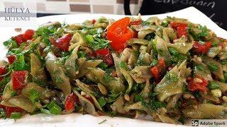 Taze Fasulye Salatası Tarifi - Hülya Ketenci - Salata Tarifleri