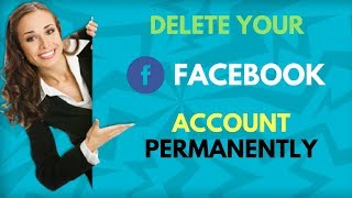 How to Delete/Close your Facebook Account Permanently - Bangla Tutorial 2017