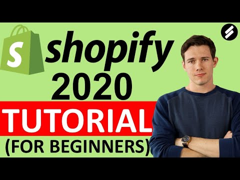 Shopify Tutorial for Beginners (Full Tutorial) - Create A Professional Online Store