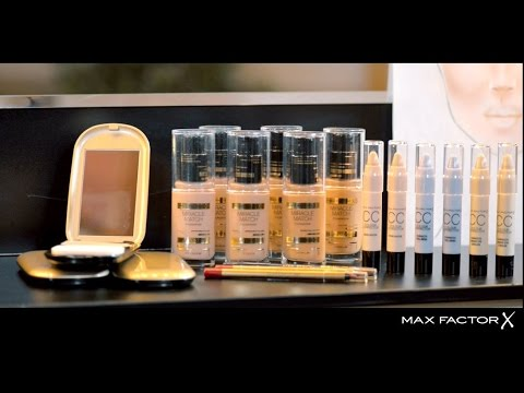 Max Factor | The Perfect Contouring