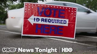 Polarizing Midterm Ads & Paul Gosar's Family: VICE News Tonight Full Episode (HBO)