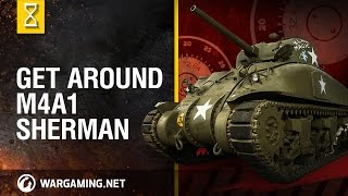 Inside the Chieftain39;s Hatch M4A1 Sherman part 1