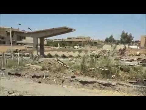 Research mission in Mossul, Iraq 20 July 2017 ARAMAIC RELIEF