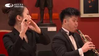 """[国家大剧院""""春天在线""""系列音乐会:迟来的春天]降E大调管乐六重奏,Op.71(木管五重奏版) 第一乐章:慢板—快板  CCTV"""