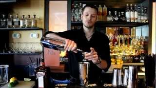 How To Make A Sauza Blue Skinny Margarita - With Erick At Mezcal Cantina In Worcester, Ma