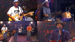 "The Red Dirt Rangers Perform ""Where the Arkansas River Meets Oklahoma"" on The Texas Music Scene"