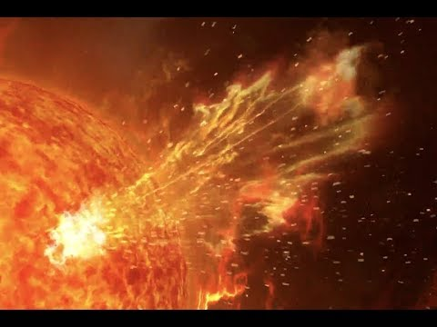 Ongoing Magnetic Excursion Triggered By The Sun | S0 News Feb.25.2020