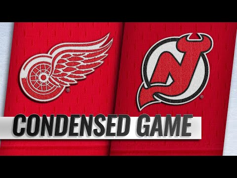 11/17/18 Condensed Game: Red Wings @ Devils