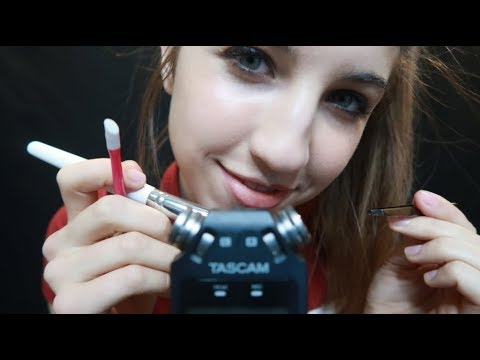ASMR Tingly Tascam Ear Cleaning ~ Lo-Fi Friday Roleplay :)