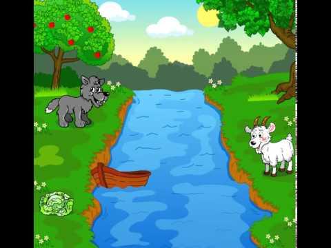 Как перевезти в одной лодке козу, капусту и волка