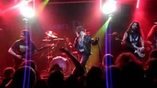 Warrel Dane - Live Concert Thessaloniki Greece / Part 1