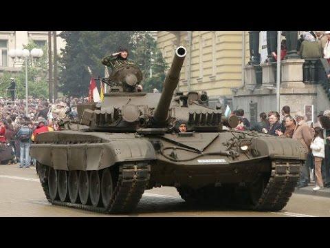 Historia Czołgów - Nowa jakość czołgów - T-72