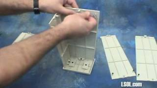 Garden Trains: Unboxing - Garden Metal Models Bridge Pier System Product Review