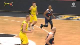 BARMER 2. Basketball Bundesliga Tigers Tübingen vs. Rostock Seawolves