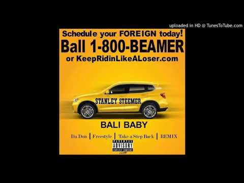 Bali Baby - Stanley Steamer (Take A Step Back Freestyle)
