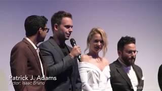 TIFF World Premiere - Q and A