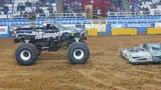 Monster truck Shreveport, Louisiana 2009