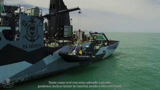 Operation Milagro III: M/V Sam Simon's Thunder & Viking boats