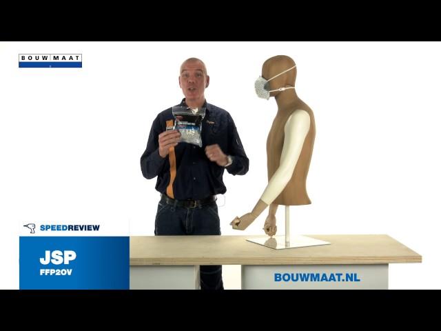 JSP Professional FFP2OV stofmasker