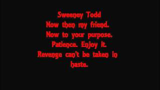 Pretty Women Sweeney Todd Lyrics