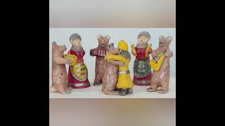 Фото-презентация «Романовская народная игрушка»
