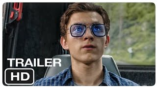 SPIDERMAN FAR FROM HOME Peter Parker As Tony Stark Trailer (2019) | Superhero Movie