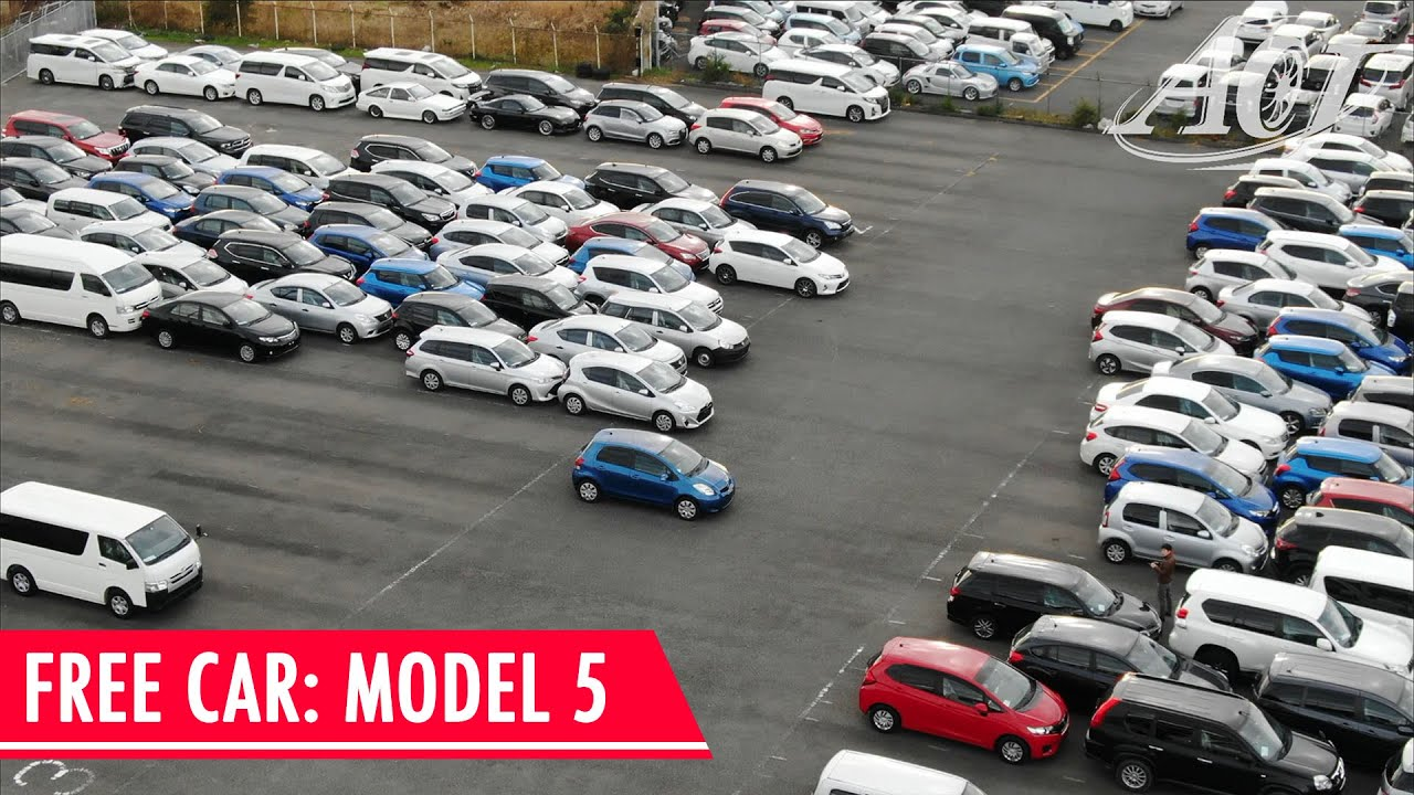 Free Car Giveaway >> Free Car Model 5 Christmas Giveaway 2019