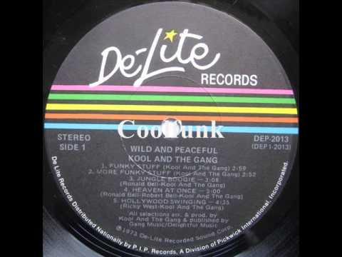 Kool & The Gang - Hollywood Swinging (Funk 1973)