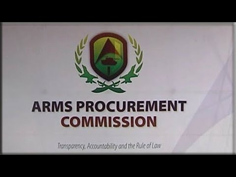 The Arms Deal Commission of Inquiry, 2 September 2014: Session 3