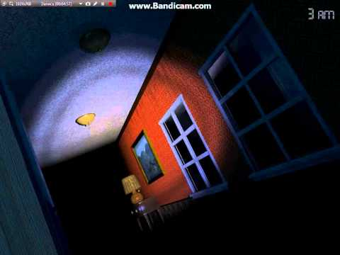 Прохождение 2 ночи в игре 5 ночей с фредди 1 части